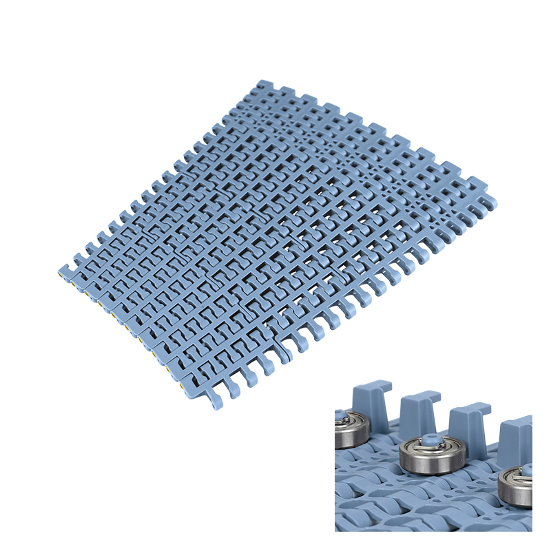 600 HEAVY DUTY WITH BEARINGS - 600 SERIES CURVILINEOUS MODULAR CARPET, H = 12.7 M = 85