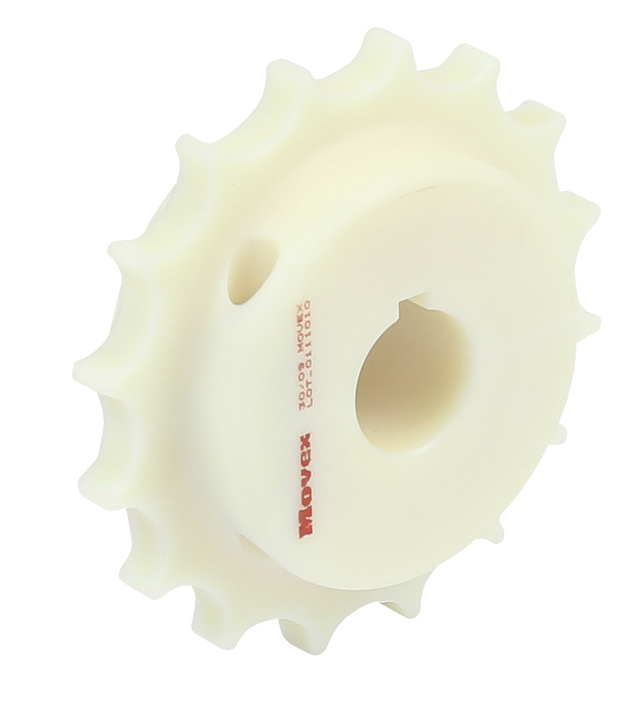 260-261 - DIVIDED, MILLED TOW WHEEL