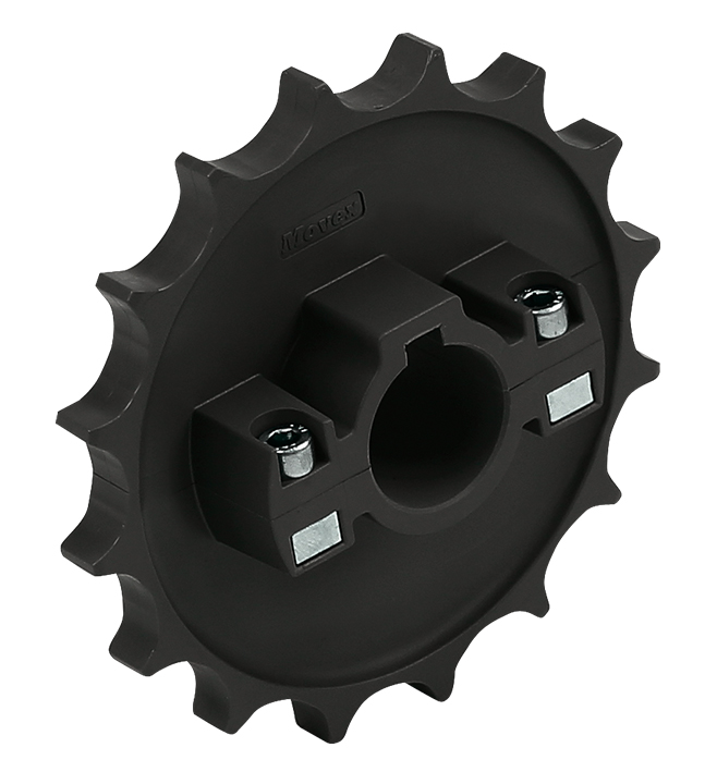 260-261 - DIVIDED, MOLDED TOWING WHEEL