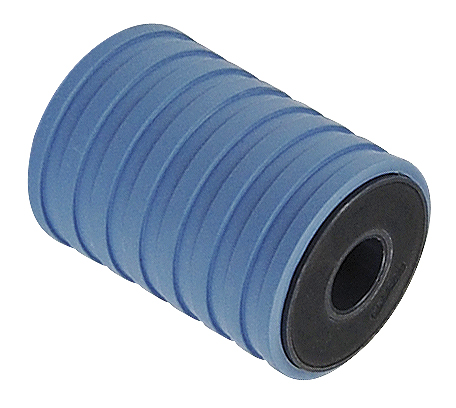 203 - RUBBER RETURN ROLLERS D = 57 MM