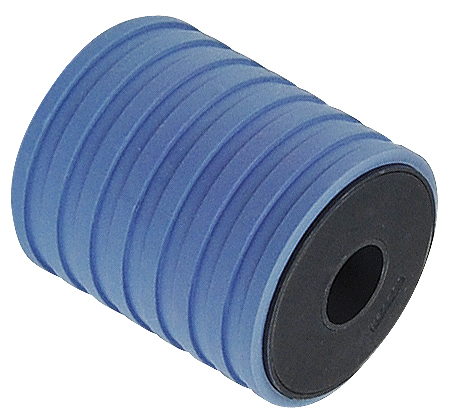 204 - RUBBER RETURN ROLLERS D = 67 MM